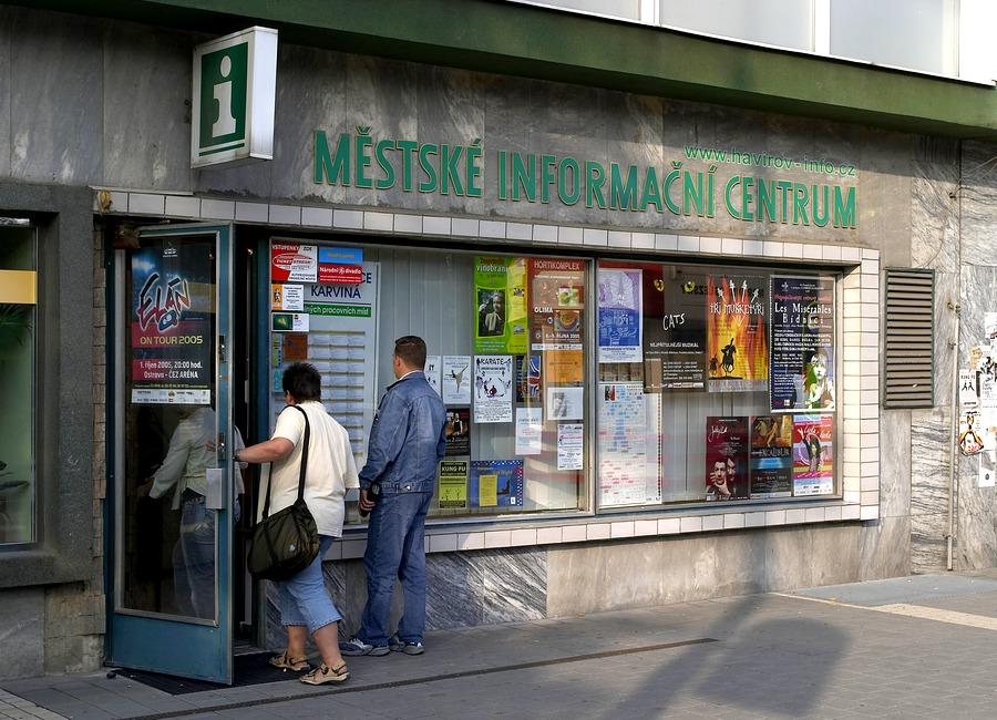 Městské informační centrum, 2005