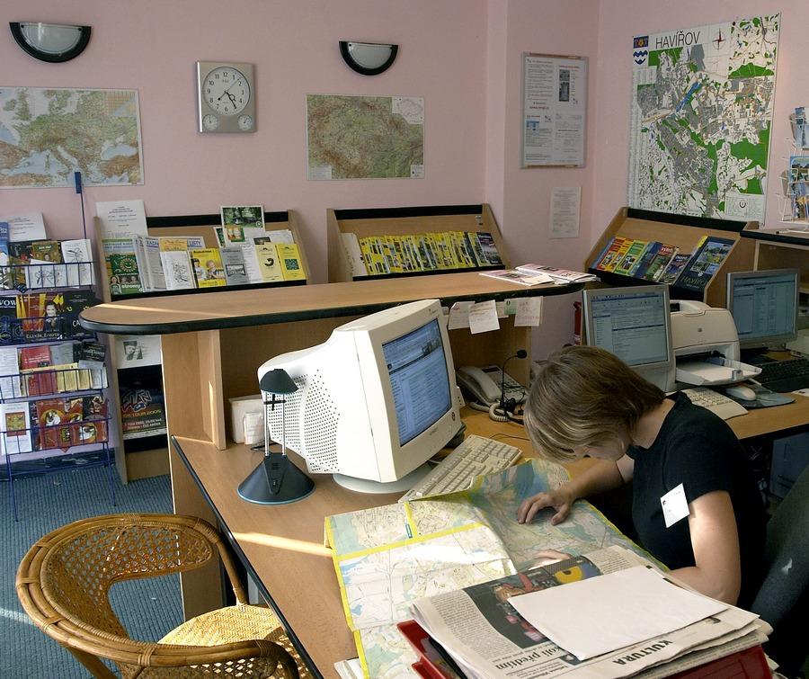 Městské informační centrum, 2005.