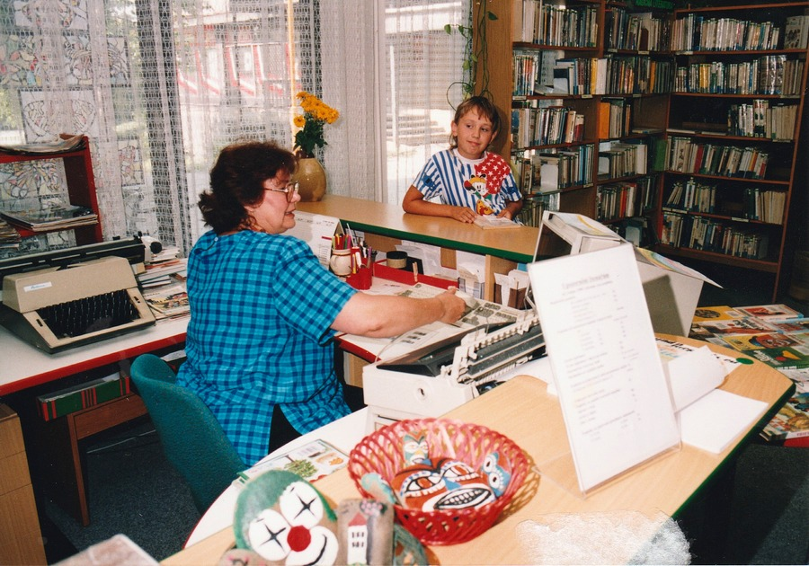Dětské oddělení na ulici Šrámkova, 2000