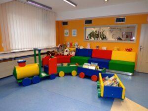 Půjčovna pro děti, Svornosti, 2020